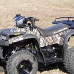 4-Wheeler in Microprint _amp_ Carbon Fiber pic 1