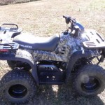 4-Wheeler in Microprint _amp_ Carbon Fiber pic 8