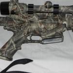 AR15 in Reaper Buck pic3