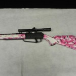 Daisy in Pink Camo pic 1