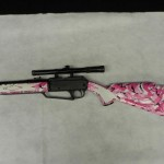 Daisy in Pink Camo pic 2