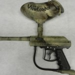 Paintball gun in A-Tacs pic 2