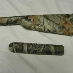 Stock and Forearm in Vista