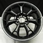 Wheel in Carbon Fiber