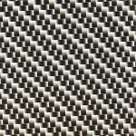 GH-015: Black Carbon Fiber Weave