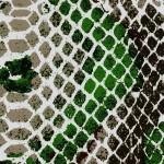 GH-061: Spring Green Snakeskin
